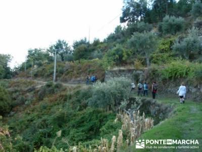 Parque Natural Naturtejo, club montañismo madrid; senderismo sierra madrid
